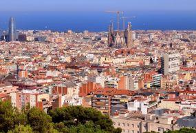 Barselona Şehir Merkezi