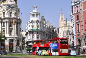 Madrid Şehir Merkezi