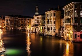 Venedik Şehir Merkezi
