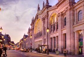 Gare Du Nord Tren İstasyonu