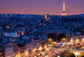 Paris Şehir Merkezi
