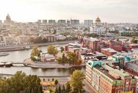 Moskova Şehir Merkezi