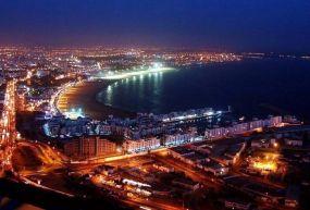Agadir Şehir Merkezi