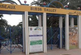 Vallée des Oiseaux (Kuş Vadisi Parkı)