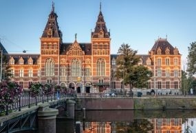 Rijksmuseum (Amsterdam Devlet Müzesi)