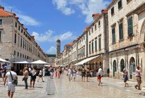 Dubrovnik Şehir Merkezi
