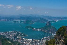Rio De Janeiro Şehir Merkezi