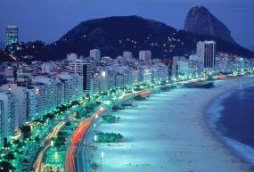 Copacabana Bölgesi Şehir Merkezi