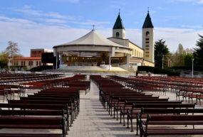 Medjugorje Kilisesi