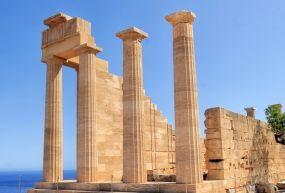 Rodos Akropolü