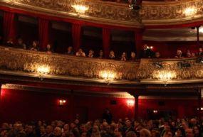 Josefstadt Tiyatro Salonu