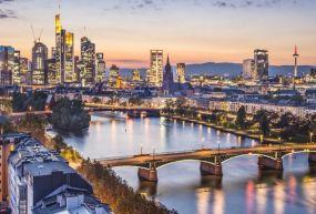 Frankfurt Şehir Merkezi