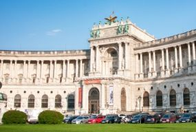 Hofburg İmparatorluk Sarayı