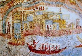 Akrotiri Antik Kalıntıları