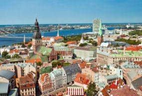 Riga Şehir Merkezi