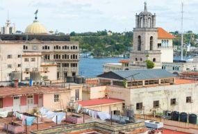 Havana Eski Şehir Merkezi