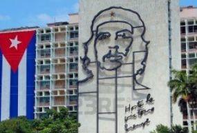 Plaza de la Revolucion (devrim meydanı)