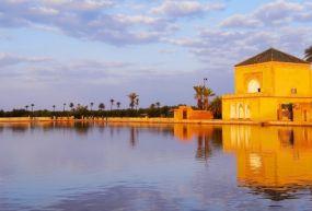 Menara Abidesi ve Bahçesi