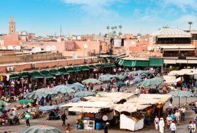 Jamaa El Fna Meydanı