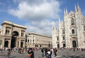 Milano Şehir Merkezi