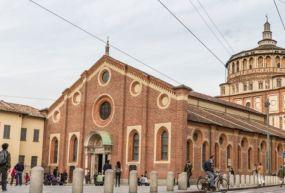 Santa Maria Delle Grazie Kilisesi