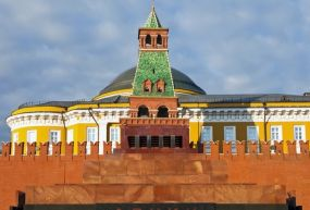 Lenin'in Mozolesi