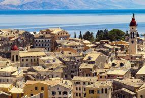 Başkent, Corfu Town