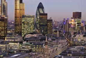 Londra Şehir Merkezi