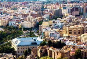 Malaga Şehir Merkezi