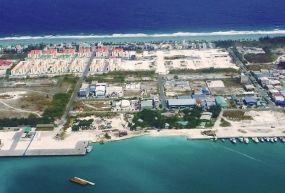 Hulhumale Adası