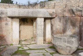 Tarxien Tapınağı