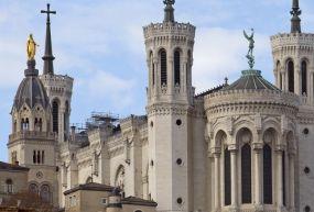 Fourviere Notre Dame Katedrali