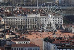 Lyon Şehir Merkezi