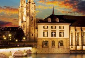 Grossmünster Katedrali