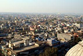 Yeni Delhi Şehir Merkezi