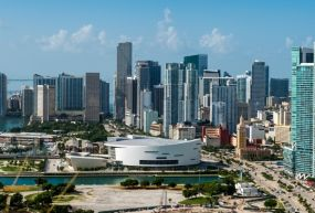 Miami Downtown Şehir Merkezi