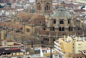 Granada Şehir Merkezi