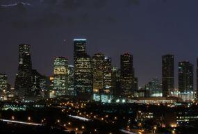 Houston Şehir Merkezi