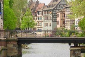 Strasbourg Şehir Merkezi