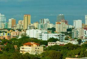 Santo Domingo Şehir Merkezi