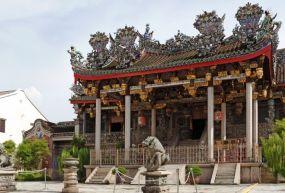 Khoo Kongsi Tapınağı