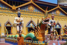 Wat Chaiya Mangkalaram Tapınağı