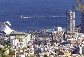 Tenerife Şehir Merkezi
