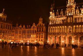 Brüksel Şehir Merkezi