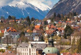Innsbruck Şehir Merkezi