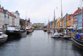 Kopenhag Şehir Merkezi