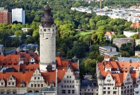 Leipzig Şehir Merkezi
