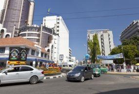 Mombasa Şehir Merkezi