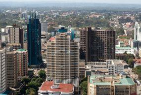 Nairobi Şehir Merkezi