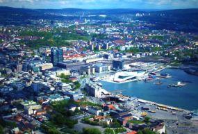 Oslo Şehir Merkezi